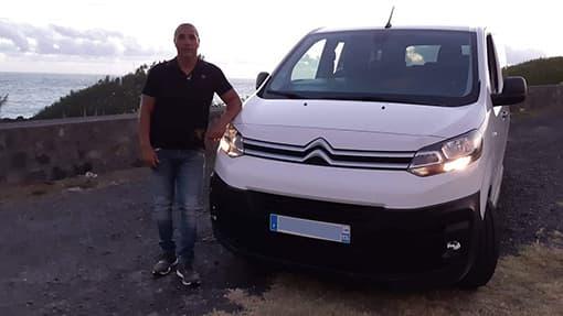 Chauffeur privé VTC Saint-Louis La Réunion 24h7j