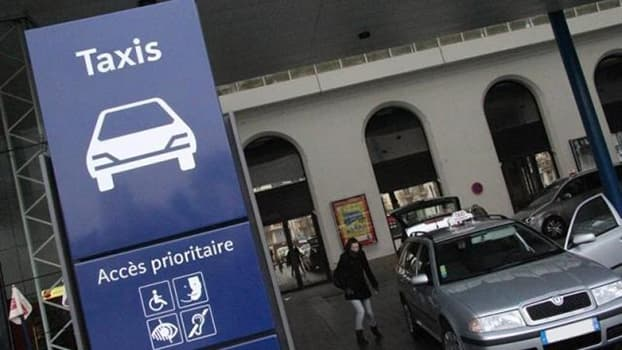 Navette Taxi Gare France